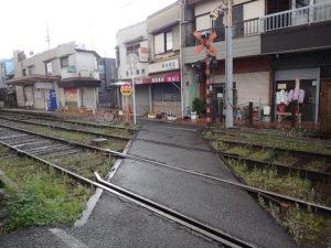 阪堺線 安立町停留場(あんりゅうまちていりゅうじょう)の踏切