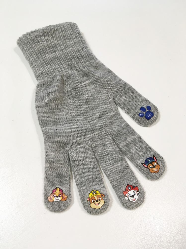 パウパトロールH&Mの手袋 paw patrol gloves