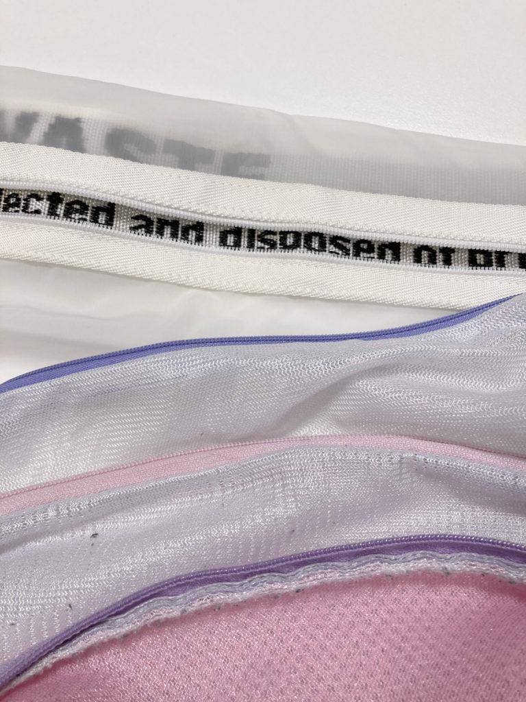 他の洗濯ネットとの比較公式オンラインストアでパタゴニア(Patagonia)のグッピーフレンド・ウォッシング・バッグ(Guppyfriends Washing Bag)買ってみた
