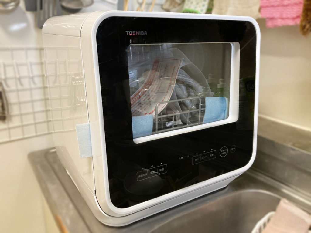 東芝 TOSHIBA 食器洗い乾燥機 DWS-22A  食洗機