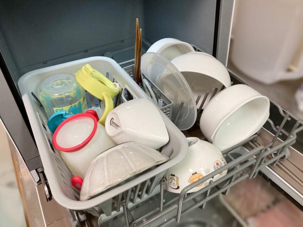 東芝 TOSHIBA 食器洗い乾燥機 DWS-22A  食洗機 除菌コース洗い上がり